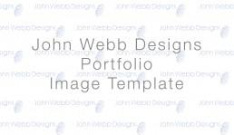 Portfolio image template John Webb Designs