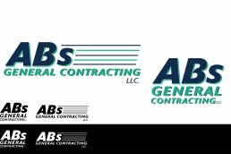 ABs General Contracting LLC. branding by John Webb Designs
