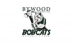 Bywood Bobcats vector logo illustration by John Webb Designs