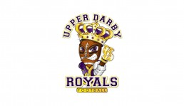 Upper Darby Football vector t shirt illustration by John Webb Designs